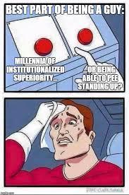 Make A Comic Meme - two buttons meme imgflip