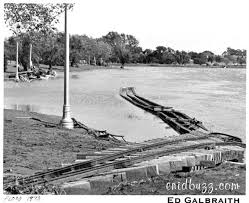 Dr Barnes Enid Ok Photo History U0026 Accounts Of The 1973 Enid Flood