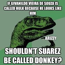 Memes De Hulk - if givanildo vieira de souza is called hulk because he looks like