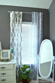 White Bedroom Blinds - curtains with blinds u2013 teawing co