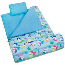 amazon com olive kids mermaids original sleeping bag toys u0026 games