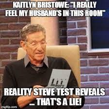 The Bachelorette Meme - maury lie detector meme imgflip
