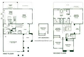 floor plans with great rooms torreno at rancho vistoso floor plan model