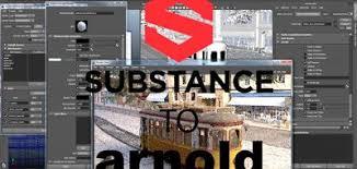 substance painter texturing an asset from start to finish
