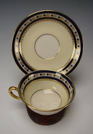 antique lenox american belleek porcelain china plates cups