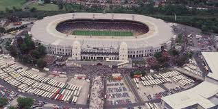 old wembley officially known as the empire stadium famous of