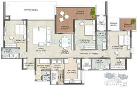 Imperial Towers Mumbai Floor Plan Kalpataru Jade Residences In Baner Pune Project Overview Unit
