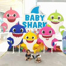Baby Shark Baby Shark Shark Papa Shark Shark