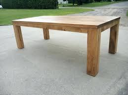 table cuisine en bois fantaisie table cuisine bois de blanche excellent moderne en with