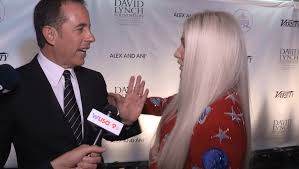 This Is What Happens When Kesha Tries To Hug Jerry Seinfeld
