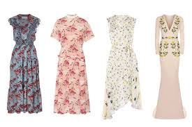 Wedding Guest Dresses Uk What To Wear To A Wedding Summer 2017 Summer Wedding Guest