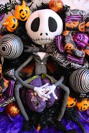 Jack Skeleton This Is Halloween Irish U0027s Wreaths Where The Difference Is In The Details