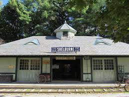 Shed Style Architecture Shelburne Railroad Station And Freight Shed Wikipedia
