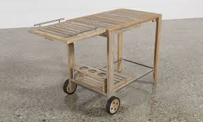 Teak Outdoor Furniture Atlanta by Bermuda Teak Outdoor Bar Cart The Dump America U0027s Furniture Outlet