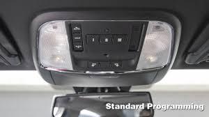 standard garage door opening how to program your homelink garage door opener in your new dodge