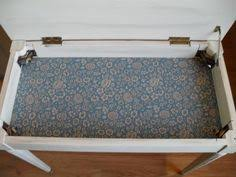 refurb old piano bench for italy ava things i made pinterest