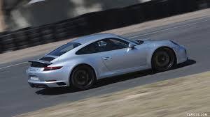 Porsche 911 Gts - 2018 porsche 911 carrera gts coupe color rhodium silver side