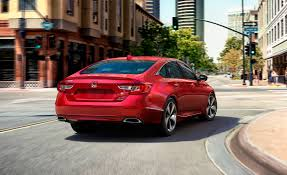 lexus es or honda accord 2018 honda accord officially revealed news car and driver