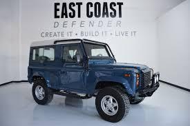 light blue range rover defender showroom land rover defender for sale in us