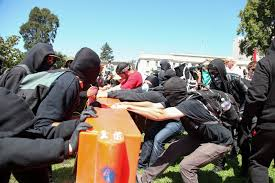 antifa what is behind the masks in berkeley u2014 berkeleyside