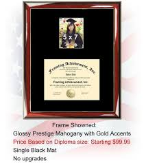frame for diploma graduation picture frame diploma frames with 5 x 7 graduate picture