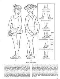 positions feet coloring mia dancing