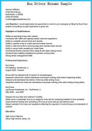 bus driver job description for resume resume ideas