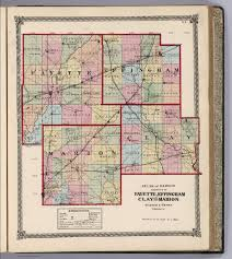 Map Of Illinois Counties Atlas Of Illinois Counties Of Fayette Effingham Clay U0026 Marion