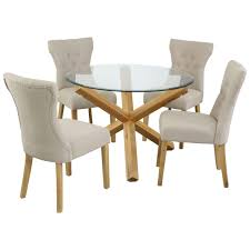 small round table with 4 chairs 79 most wicked small round glass dining table tempered top and 4