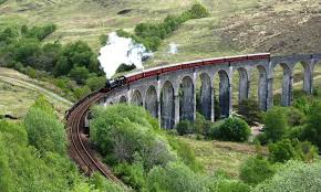 this is the route of the hogwarts express citymetric