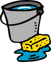 cartoon pictures of cleaning cleaning supplies clipart 163061