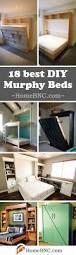 best 25 murphy bed plans ideas on pinterest diy murphy bed