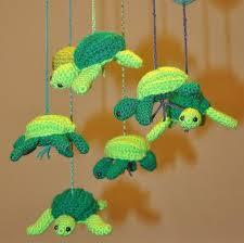 Turtle Nursery Decor Turtle Mobile Sea Nursery Decor Baby Mobile Baby Shower