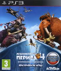 ice age continental drift arctic games 2012 playstation 3 box