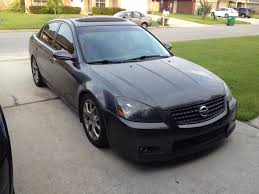 nissan altima 2005 miles per gallon 2005 nissan altima 3 5 se exhaust system motor replacement parts