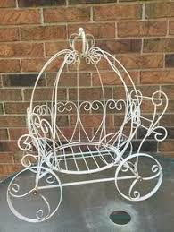 Cinderella Wire Carriage Centerpieces by Cinderella Carriage Centerpieces 20 Fannettsburg For Sale In