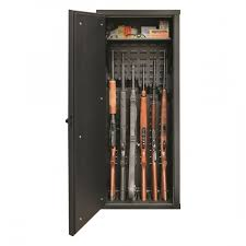 model 52 gun cabinet image of secureit tactical model 52 gun cabinet holds 6 rifles with