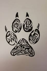 tiger striped paw print ceramic design ideas pinterest tiger