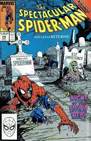 spectacular spider man comic books issue 148