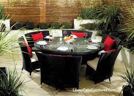 Clearance Patio Umbrellas Designer Black Wicker Patio Furniture 18 Appealing Black Patio