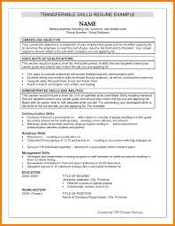 Skills Format Resume How To Format A Resume In Word Resume For Your Job Application