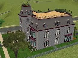 empire house mod the sims duskeyn house request small second empire mini