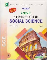 cbse a complete book of social science term 1 class 9 buy