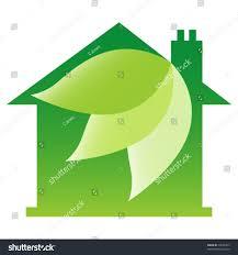 eco friendly house design stock vector 74696473 shutterstock