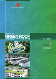 hong kong green roof study final report 2007