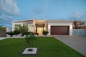 modern single story house plans modern single storey house designs garden modern house design