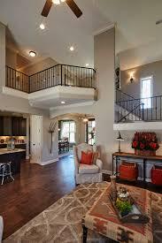 Living Room Lights by Regency Homebuilders Great Room Vaulted Ceiling Rustic