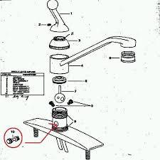 delta kitchen faucets repair parts delta kitchen faucets parts kitchen faucet diagram lowes