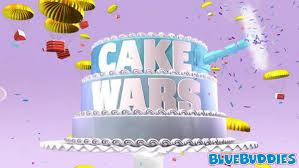 smurfs cake wars