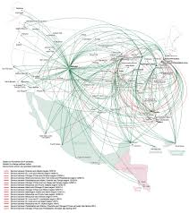 Denver International Airport Map Canada Jetlines Plans Crosscanada Expansion The Globe And Mail